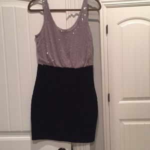 Express party/cocktail dress S like new
